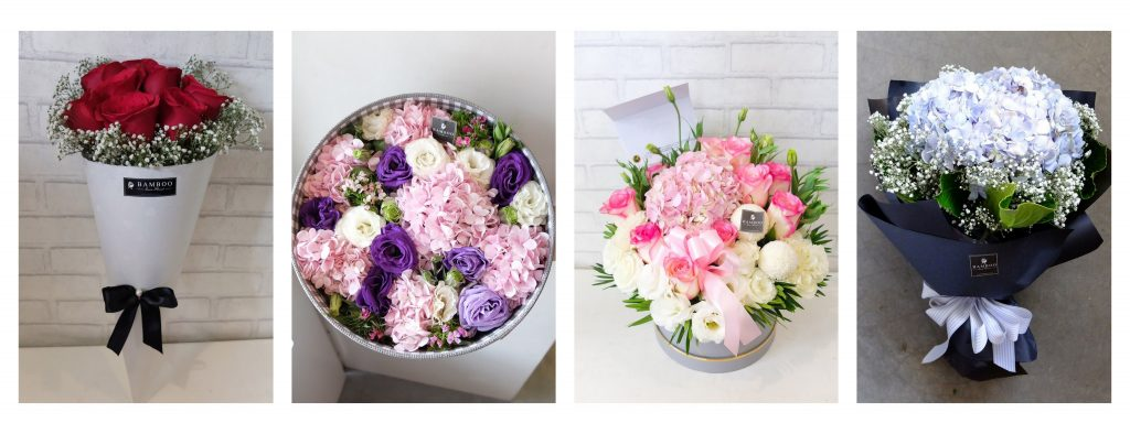 Best Flower Delivery Services in Malaysia | Bamboo Florist