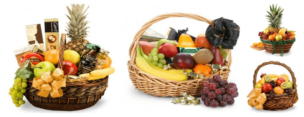 5 Best Options for Fruit Baskets in Singapore | A Better Florist