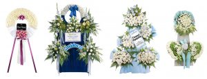 5 Best Options for Funeral Wreaths in Singapore | Hazel Florist
