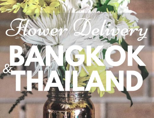 11 Best Options for Flower Delivery in Bangkok