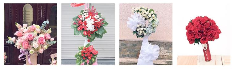 best florists in Ho Chi Minh City and Vietnam - Xinh Tuoi Online