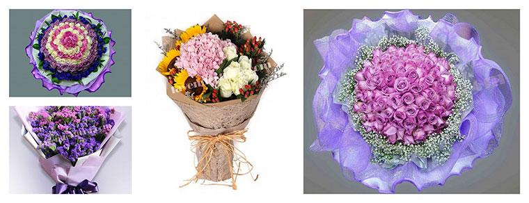 Best Flower Delivery Kuching | Lavender Flora