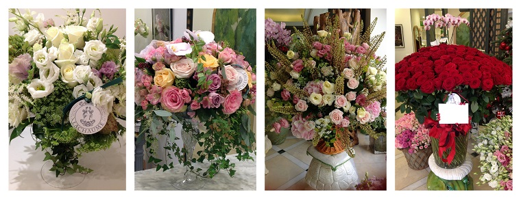 Best Flower Delivery Paris | Lachaume