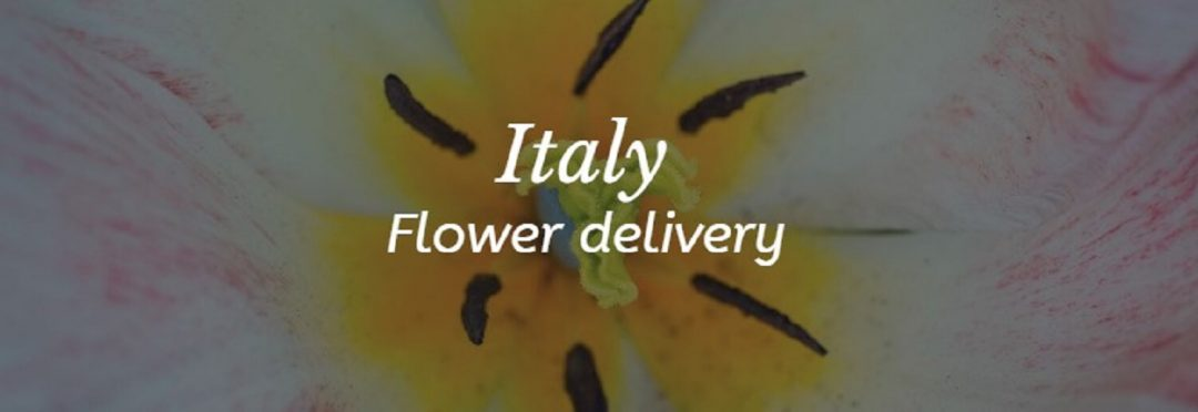 Best Flower Delivery Italy