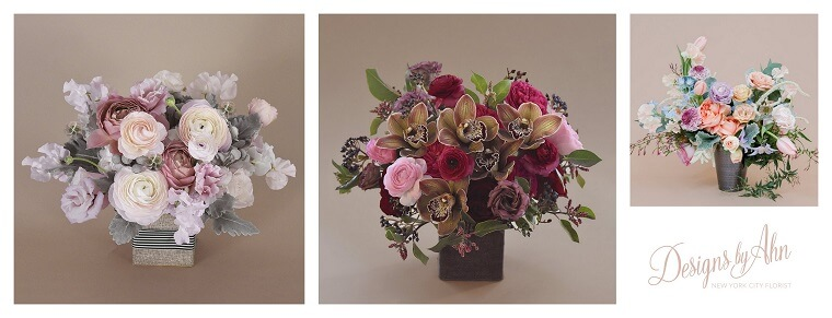 Best Same Day Flower Delivery NYC   Designs by Ahn