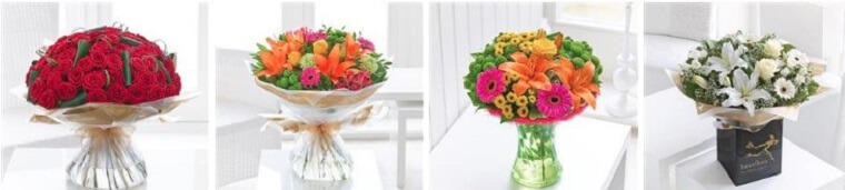 Best Flower Delivery Scotland | Flowers by McDowell
