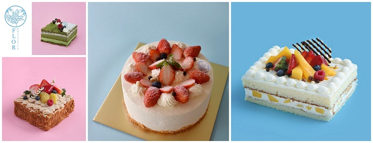 Best Cake Delivery Singapore | Flor Patisserie