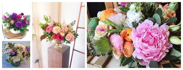 Best Flower Delivery Brooklyn | The Little Glass Slipper