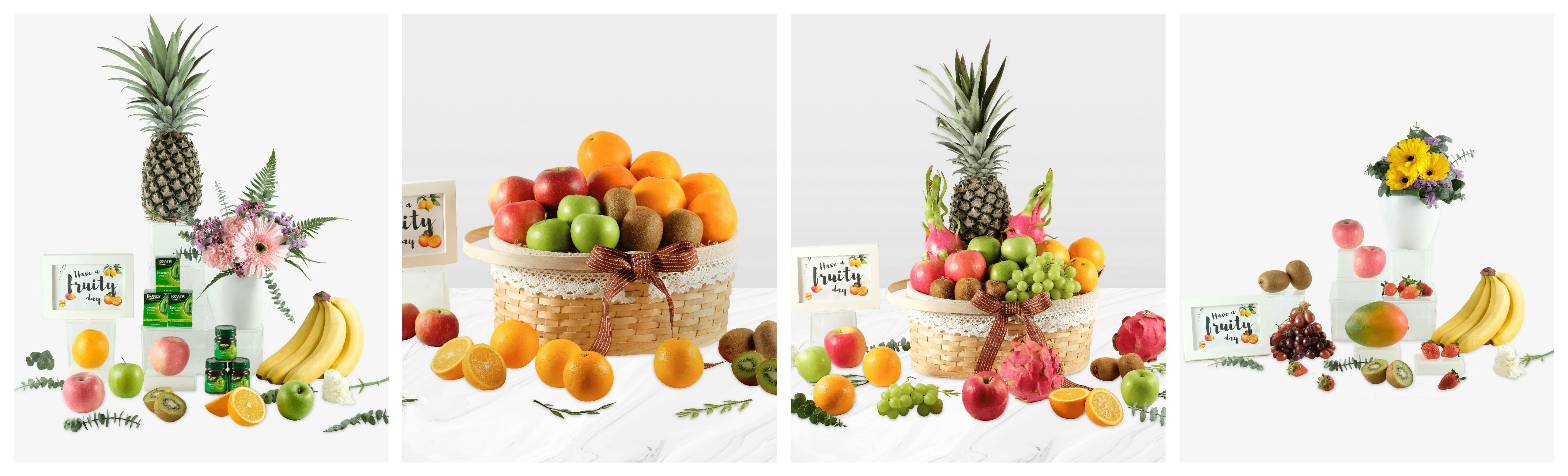 A Better Florist's Fruit Baskets