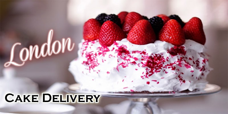 The 13 Best Options For Cake Delivery In London
