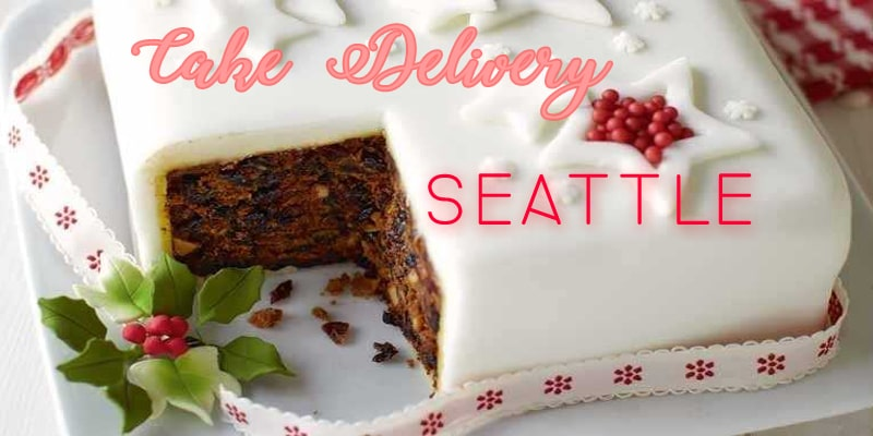 The 7 Best Options For Cake Delivery In Seattle
