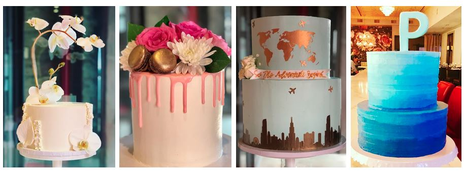 best cake delivery in chicago - bjorn cakes