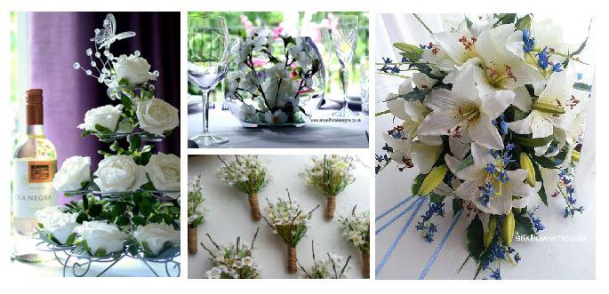 best wedding floral designers in the UK - Silk Flower House