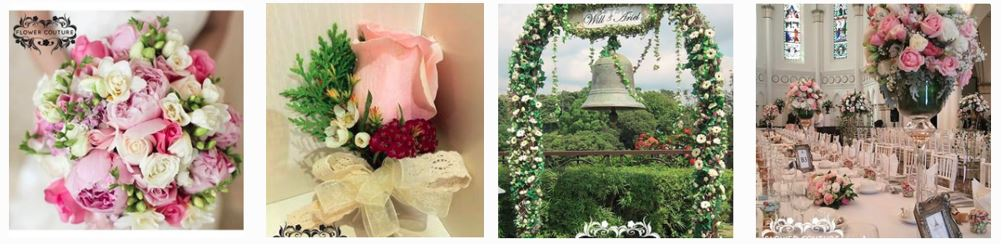 best wedding florists Singapore - Floral Singapore
