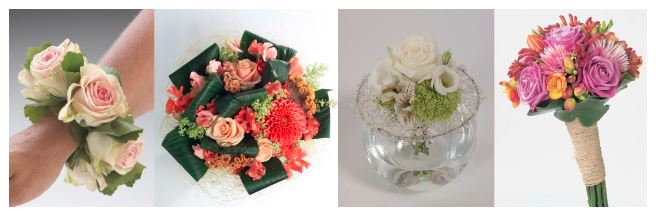 best wedding florists in UK - The Floral Touch