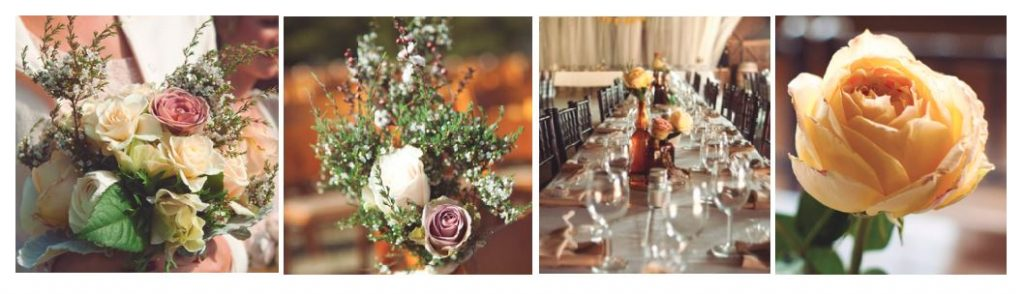 best wedding florists in USA - Floral Designs by Christa Rose
