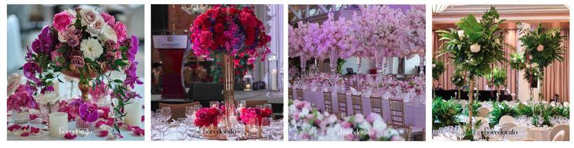 best wedding florists in singapore - fiore dorato