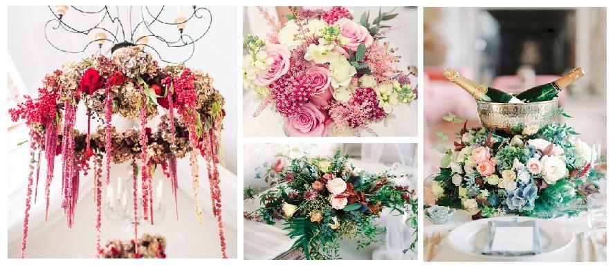 best wedding florists in the UK - Arcade Flowers