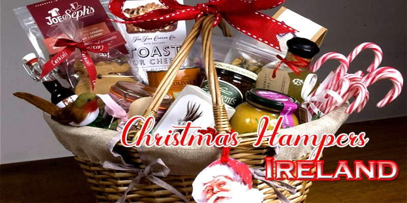 The 5 Best Options for Christmas Hampers in Ireland