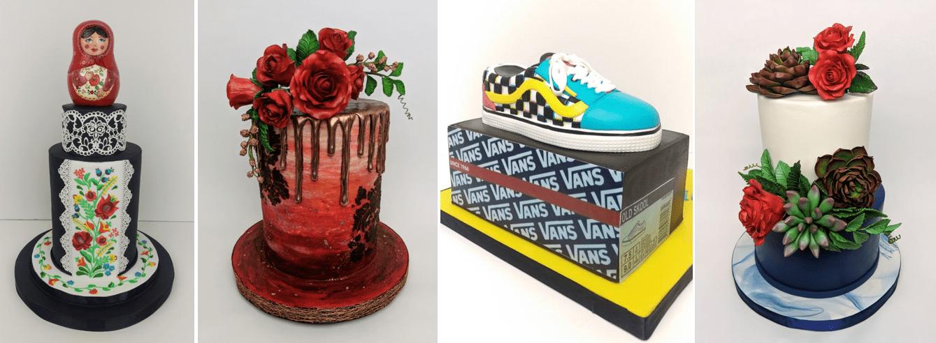 Kelly's Cakes' Design Cakes