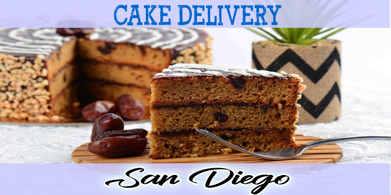 The 9 Best Options for Cake Delivery in San Diego