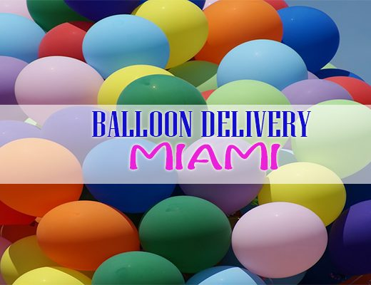 The 6 Best Options for Balloon Delivery in Miami