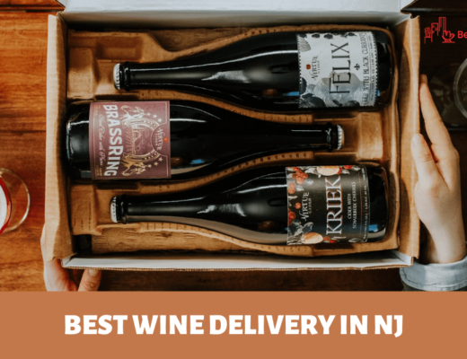 The Top 9 Shops for the Best Wine Delivery in NJ!