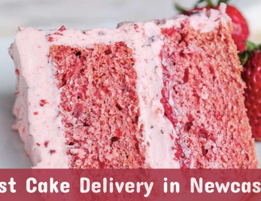 The 5 Best Options for Cake Delivery in Newcastle